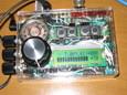 貴田電子設計のKEM-TRX7-CWにSPを内蔵